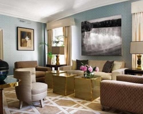 Three Multi-functional DIY Living Room Furniture Design