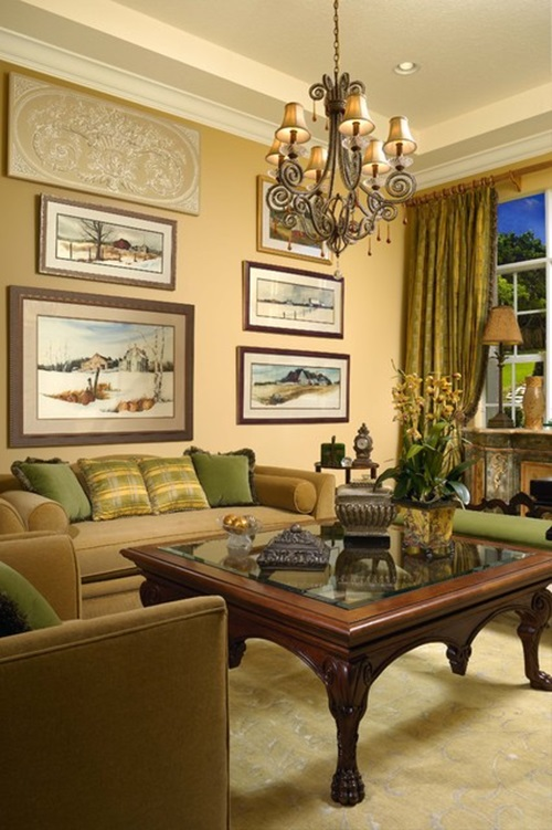 Apartment Living Room Decorating Ideas Small