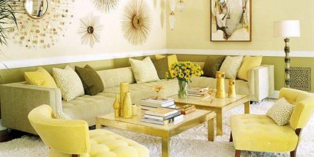 cojines estilo y elegante para su sala de estar