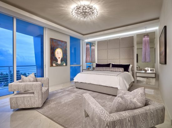 Cool And Calm High End Bedroom Design Ideas By Steven G Interior Design