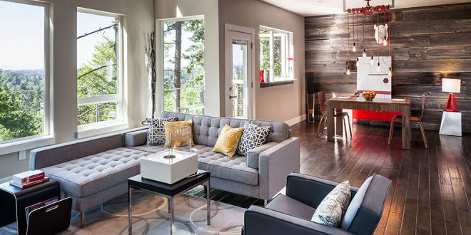 Trendy Modern Rustic Living Space Ideas By Jordan Iverson Interior Design