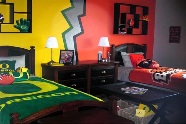 Twin Kids Bedroom Design Ideas
