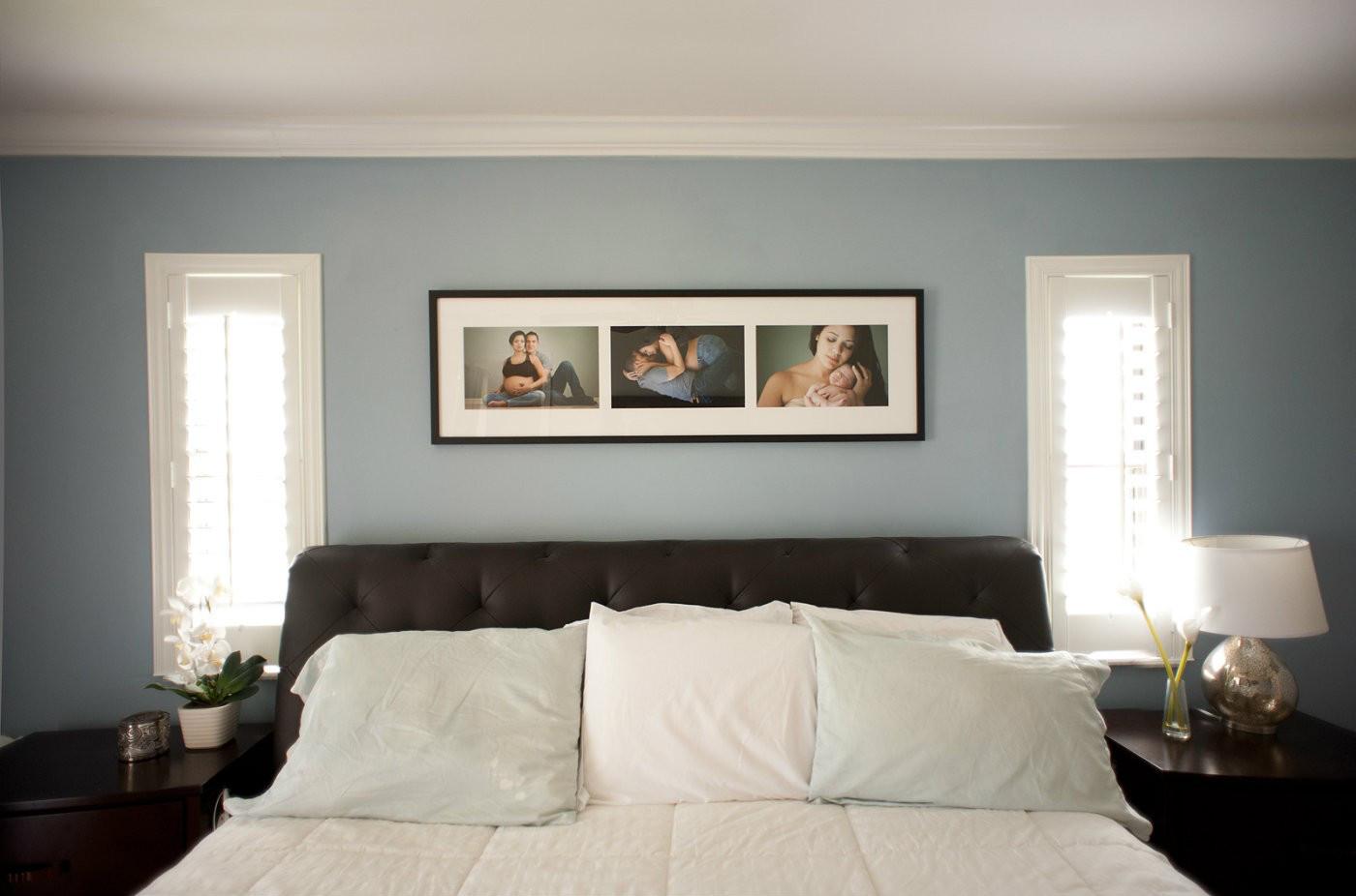 Stylish Master Bedroom Decorating Ideas - Interior Design ... on Bedroom Wall Decor  id=19386