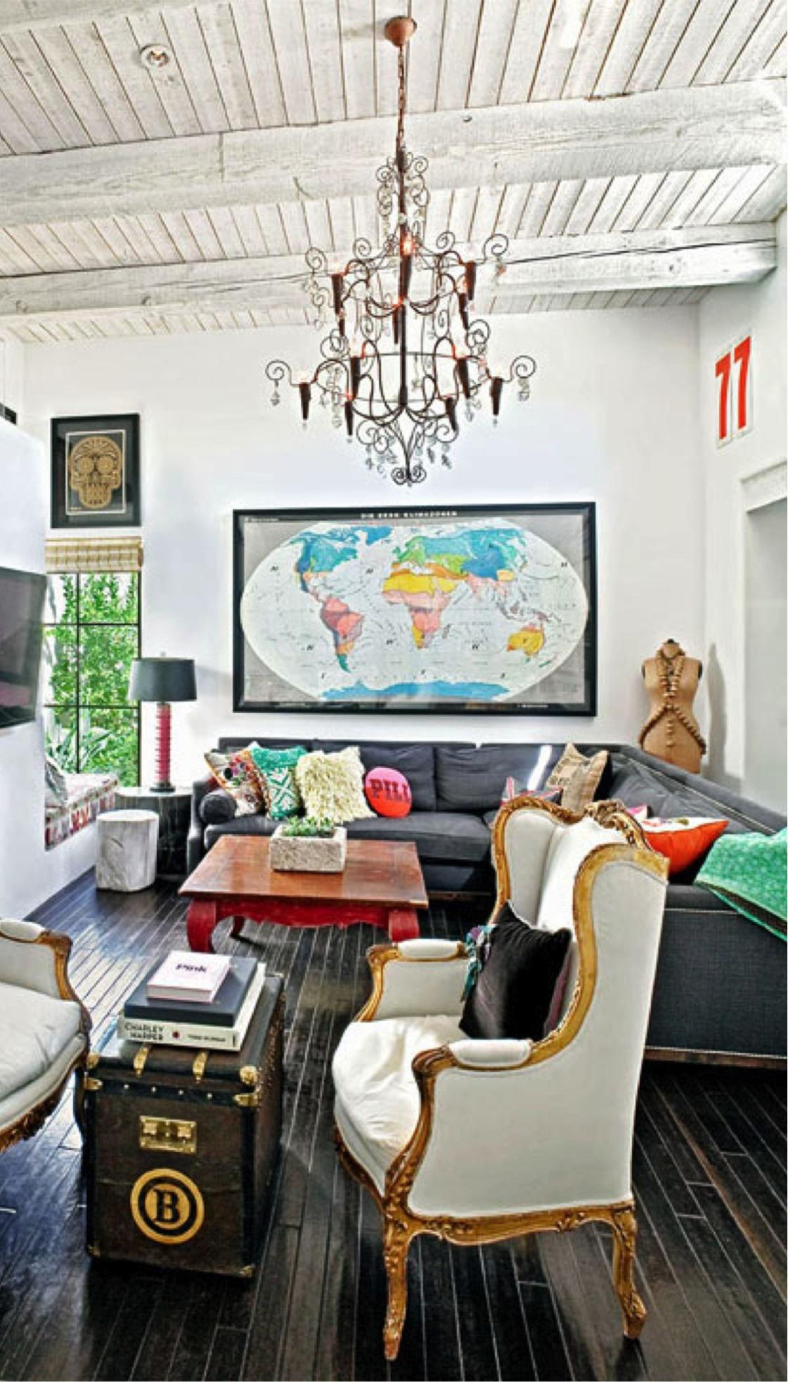 Eclectic Home Decor Items