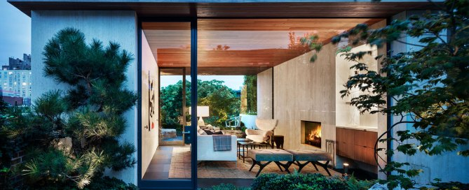 Stephen Harris Architects - Manhattan Town House