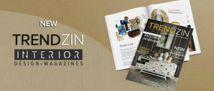 Interior Design Magazines » Download Free New TRENDZIN