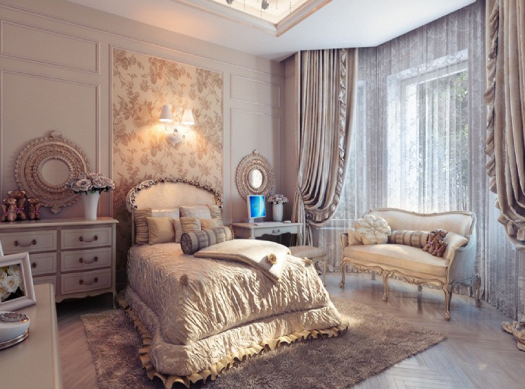 Bedroom - a place for relaxation and inspiration ... on Room Decore  id=85683