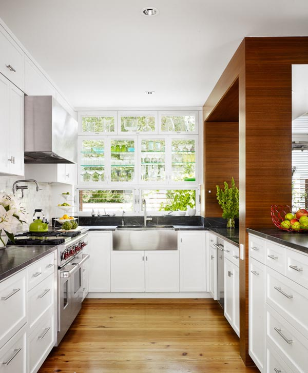 100 Excellent Small Kitchen Designs That Are Smart & Useful on Small Space:fn118Lomvuk= Small Kitchen Ideas  id=88601