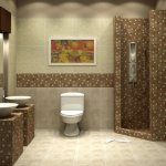 Mosaic Tiles Designs To Make Your Bathroom Beautiful