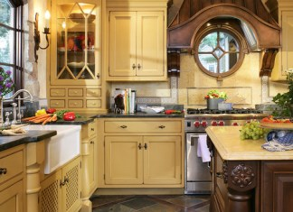 French Country Kitchen Designs You Should See