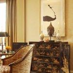 Gold Color Interior Design