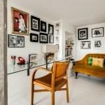 Shabby Chic Home Office Interior Design Ideas