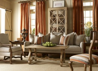 Try These Curtains In Living Room To Make Them Special