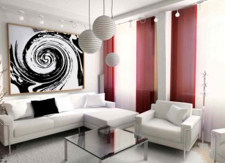 White Living Room Designs For Your Living Lifestyle