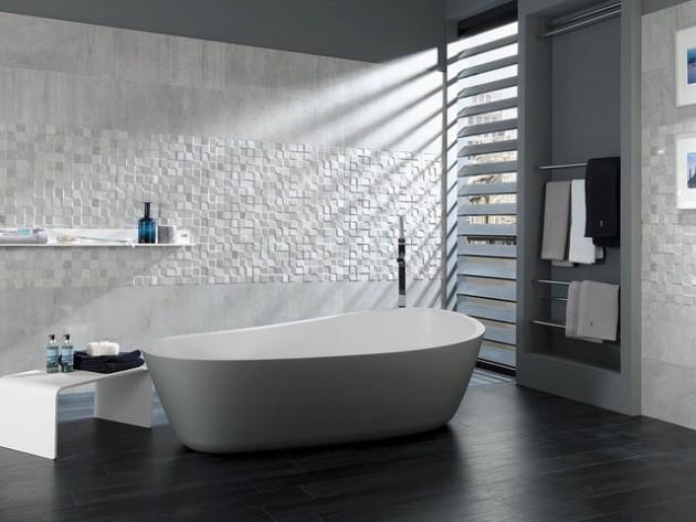 Concrete Bathroom Designs