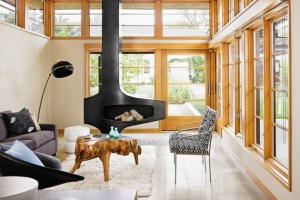 Elegant Scandinavian Sunroom Designs For Luxury Feeling