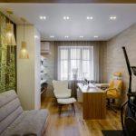 Contemporary home office designs
