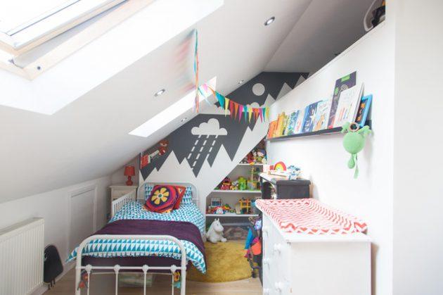 Contemporary Kids Room Designs