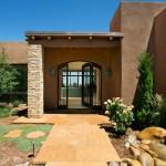 Southwestern Interior Entrance Ideas