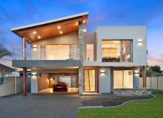 Contemporary Exterior Home Ideas