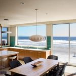 Modern Kitchen Designs With Amazing View Outside
