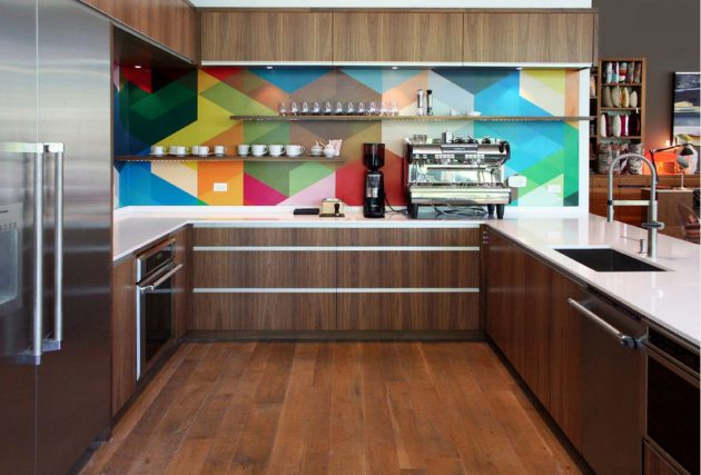 Kitchen Backsplash Design Ideas With Different Patterns