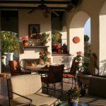 Mediterranean Terrace Designs For Your Enjoyment