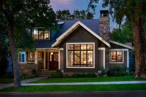 Traditional Home Exterior Designs