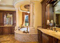 Mediterranean Bathroom Designs