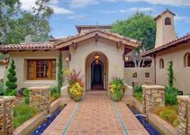 Mediterranean Entrance Designs