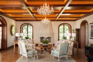 Mediterranean Living Room Designs