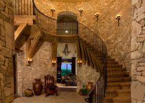 Mediterranean Staircase Designs