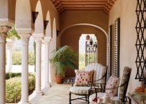 Mediterranean Porch Designs