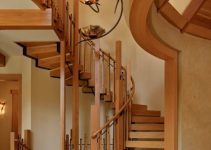 Wooden Staircase Ideas To Change Your Home Interior