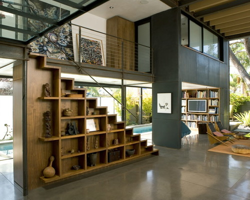 Complete Industrial Home Interior And Exterior Ideas