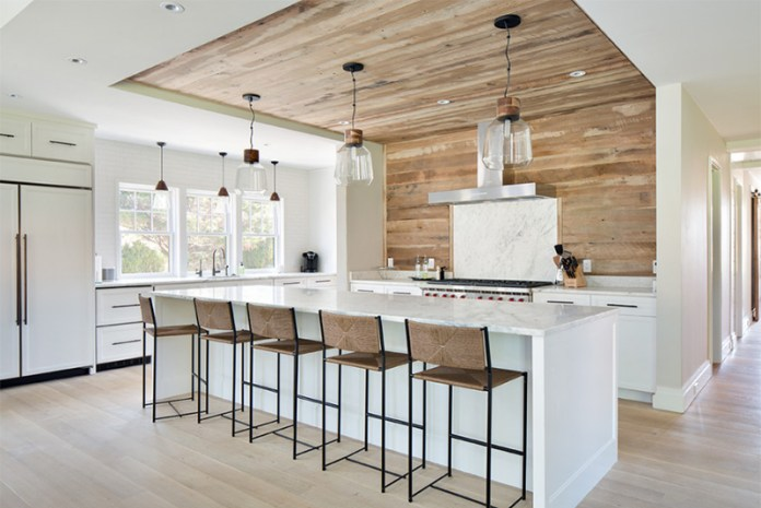 Gorgeous design ideas for rustic modern kitchen for Modern rustic kitchen ideas