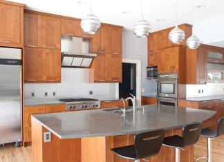 Trendy Shaker Kitchen Cabinet Designs