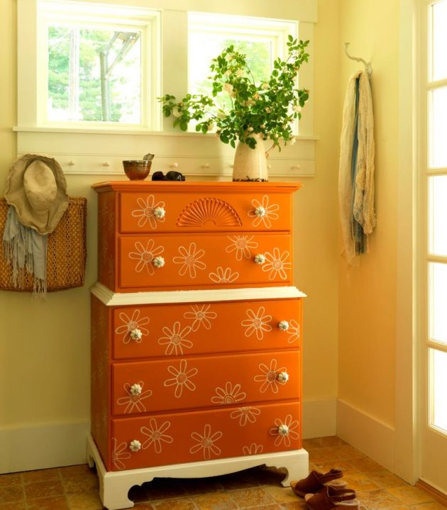 Refresh Your Home With These 15 Repainted Furniture Ideas