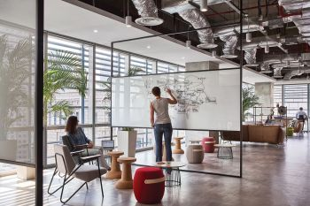 A Look Inside Diageos Modern Singapore Office - Officelovin.com