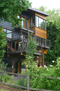 A House By Orangewall Studios (image Courtesy Portland Modern Home Tour) 2