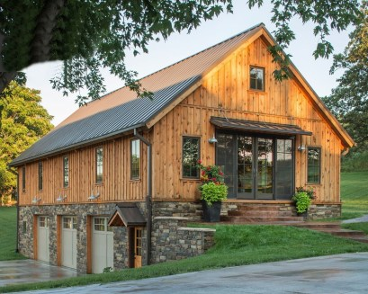 Barn Wood Home Projects - Ponderosa County - Via Interiordub