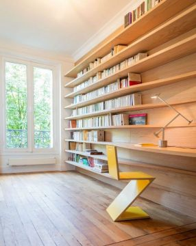 Book Storage ⊶ Via Novate #DreamLibrary