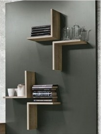 Bookshelf Ideas to Make Your Small Apartment Look Classy