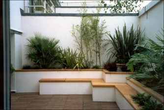Built In Planter Projects That Are Amazing ☼ Via Beesandroses
