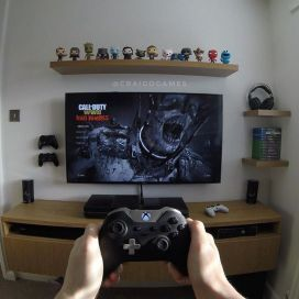 Call Of Duty Whats Your Favourite Cod Game ☼ Via Diygamerr.maxpw #Ps4 Gaming Setup #Dream Rooms #Gaming Setup Xbox