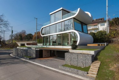 Flexhouse By Evolution Design - Image: Peter Wuermli (1)