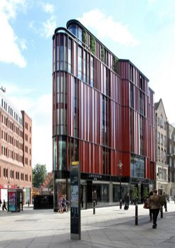 Gallery Of South Molton Street Building Dsdh ⊶ Via Archdaily #FacadeArchitecture
