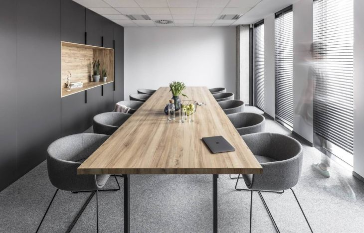 Gallery Of Office Space In Poznan ZONA Architect - Archdaily.com