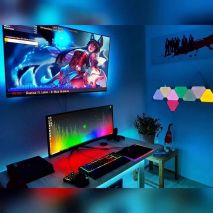 Msi Glm Rex Review Thin And Light ☼ Via Androidtipster #Gaming Room Setup #Quarto Gamer #Playstation Room #xbox Room