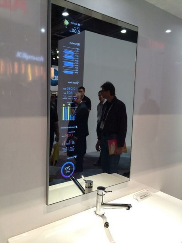 Smart mirror glass provides superior picture clarity for a Raspberry Pi project. 60-day returns. Samples for sale. Ships worldwide. Fast pricing & ordering